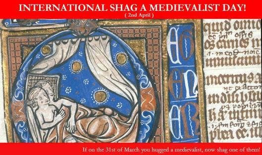 International Shag a Medievalist Day
